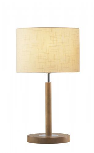 Avenue Light Wood Table Lamp AVE4043 (786802)